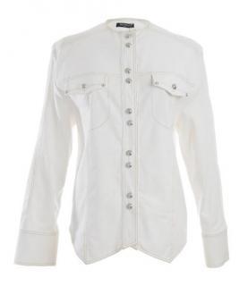 Balmain white shirt