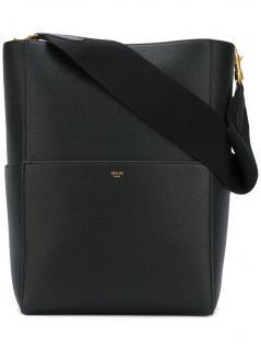 Celine Black Sangle Shoulder Bag