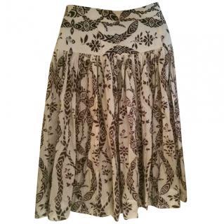 Vivienne Westwood Flared Skirt