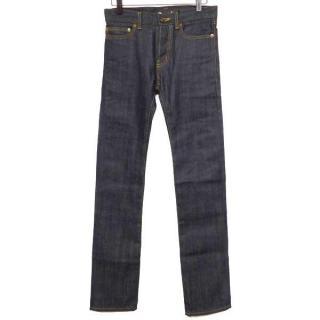 Saint Laurent Jeans M/ST-LW Denim Indigo