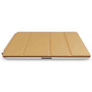 Apple Leather Smart Cover for iPad 2 - Tan
