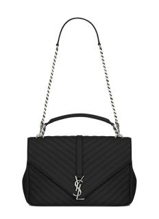 Saint Laurent Large Collage Bag