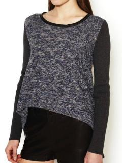 Cut25 Marled Yarn Sweater