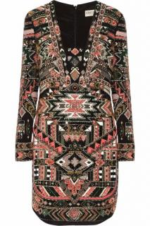 EMILIO PUCCI Embellished Runway Dress