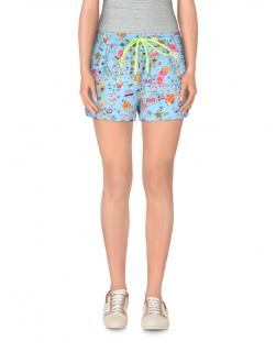 Markus Lupfer Sticker Print Shorts