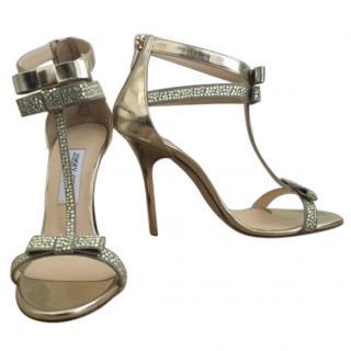 Jimmy Choo heels size 38.5