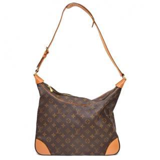 Louis Vuitton Boulogne Monogram Shoulder Bag 10375