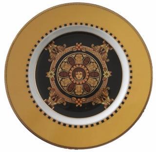 Set of 6 Versace Plates