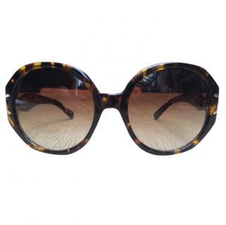 Christian Lacroix Tortoiseshell Sunglasses C15034 Brand New Boxed
