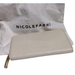 Nicole Farhi Leather Wallet
