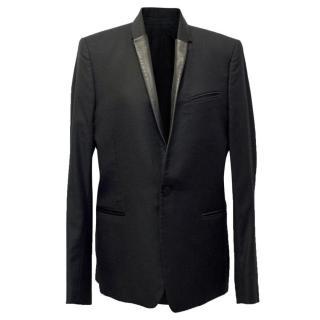 The Kooples Black Wool Blazer