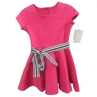 Ralph Lauren baby ponte dress and bloomer