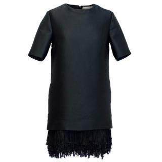 Stella McCartney Black Aude Mini Dress