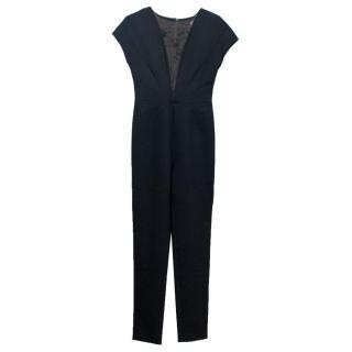 Stella McCartney Black Jumpsuit