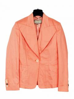 Paul Smith pink jacket