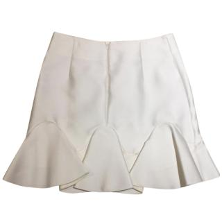 Viktor & Rolf white skirt