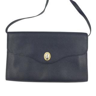 Christian Dior Vintage Large Oversized Clutch Shoulder Bag