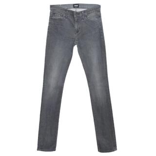 Hudson Light Grey Jeans