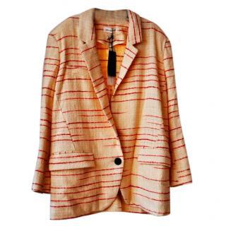 Isabel Marant Etoile Long Line Blazer