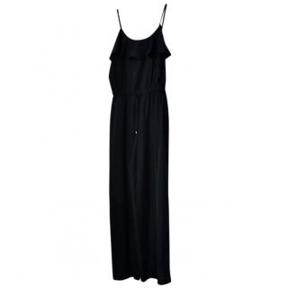 Michael Michael Kors Black Silky All In One Playsuit