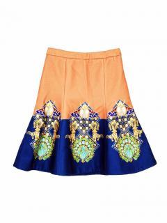 Mary Katrantzou Space Skirt