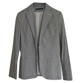 Ralph Lauren pinstriped jacket