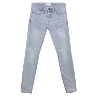 Current Elliot Light Blue Denim Jeans