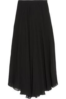 Isabel Marant Etoile Amery Midi Wrap Around Chiffon Skirt New Sz10