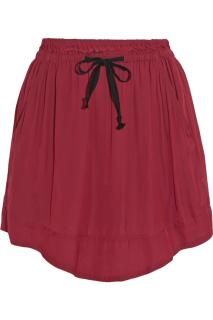 Isabel Marant Brick Claret Voile Skirt UK16/ FR 44 Brand New with Tags