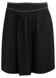 Isabel Marant Wasi Black Crepe Lined Skirt Brand New Sz 10