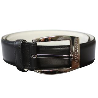 Bvlgari black belt size 27