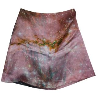 Christopher Kane iconic galaxy skirt
