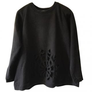 Carven Black Sweatshirt