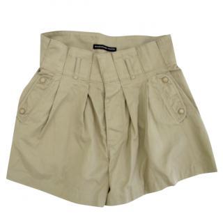 Balenciaga pants A-line shorts