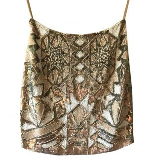 Needle & Thread Embellished Skirt