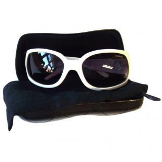 Chanel Sunglasses Cream 7015