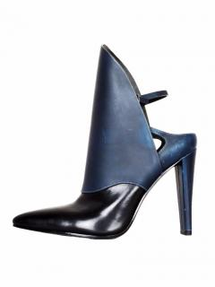 Alexander Wang heat-tech leather ankle boots