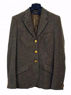 Polo Ralph Lauren tweed jacket