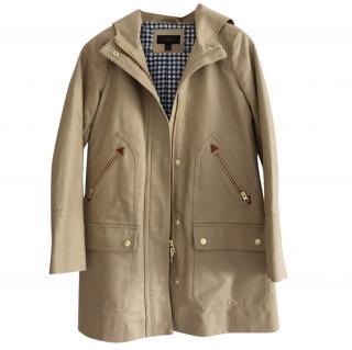 J Crew Spring trench coat