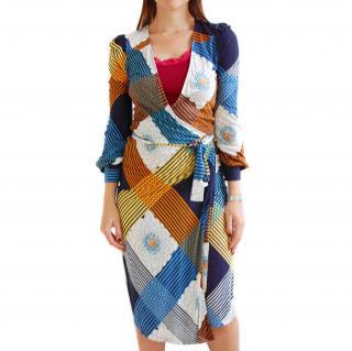 M Missoni Wrap Dress