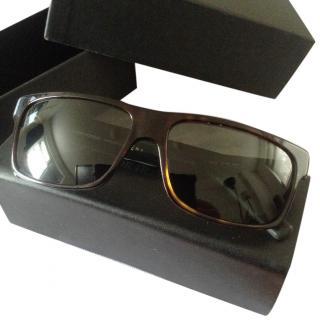 NEW - Dior Homme CD Sunglasses, Black Tie, tortoise, BNWT