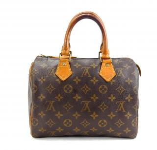 Louis Vuitton  Speedy 25 Monogram Hand Bag 10402