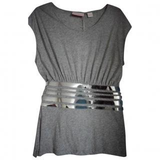 Sass & Bide Grey Top