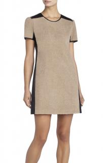 BCBG Max Azria Camel Dress