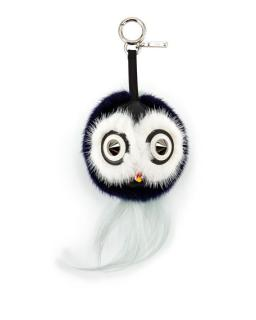 Fendi bird Mohawk Bag Charm Sold Out Collectible RRPgbp725