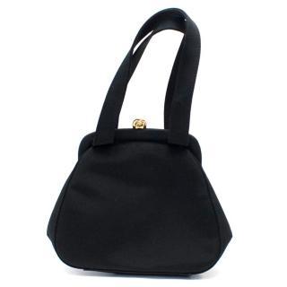 Chanel Small Black Frame Bag