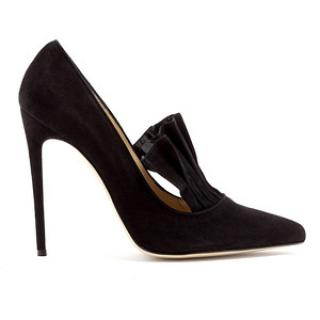 Bionda Castana Black Stiletto Heels