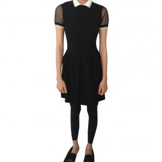 Red Valentino black dress