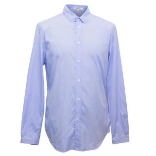 Carven Mens Blue Shirt