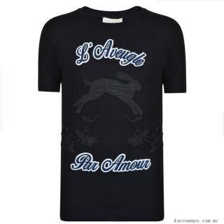 Gucci Men's Rabbit t shirt